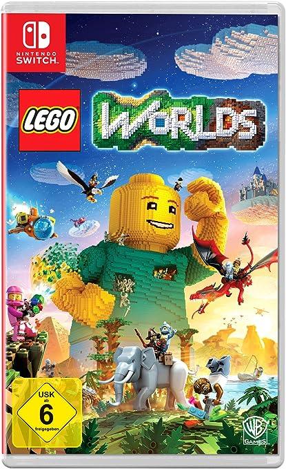 LEGO Worlds - Nintendo Switch [Importación alemana]: Amazon.es ...
