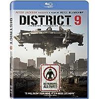District 9 (Bilingual) [Blu-ray]