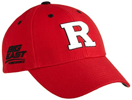 Amazon.com   Rutgers Scarlet Knights Adult Adjustable Hat   Sports ... c928185ea4e