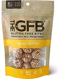 The GFB Protein Bites, Peanut Butter, 4 oz, Gluten Free, Non GMO
