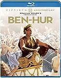 ベン・ハー 製作50周年記念リマスター版 (2枚組)(初回限定生産) [Blu-ray]