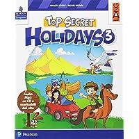 Top secret holidays. Per la Scuola elementare. Con espansione online. Con CD-ROM [Lingua inglese]: 3
