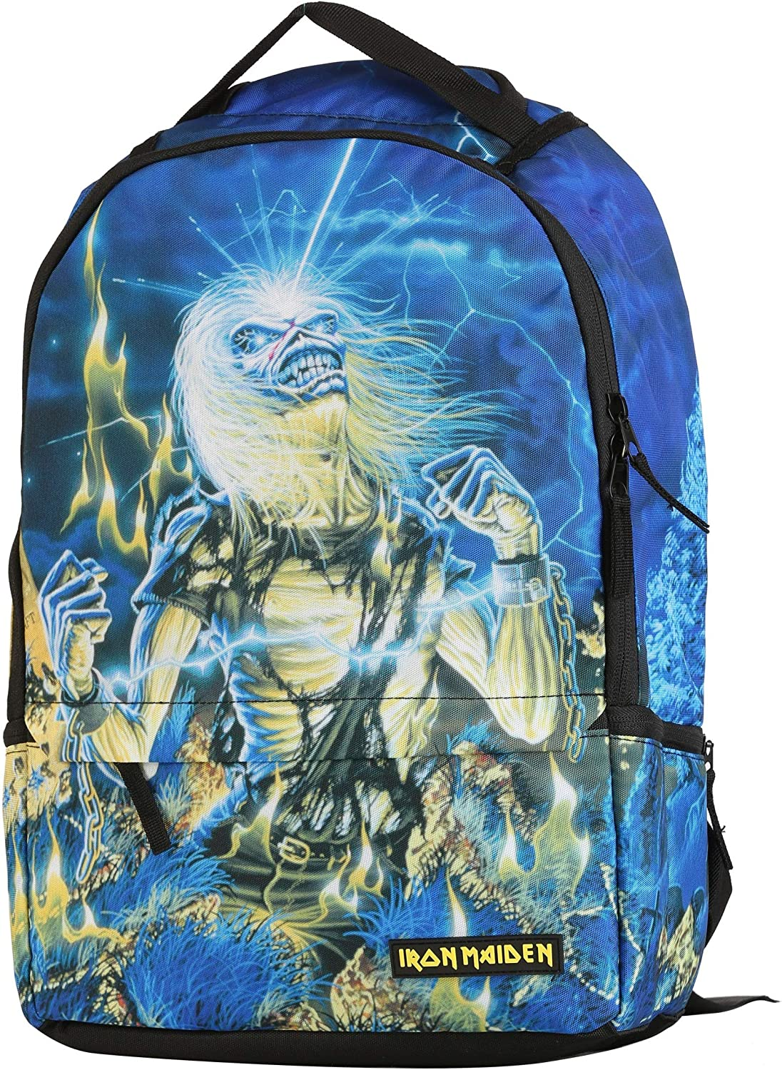 Iron Maiden Album Cover Backpack Standard