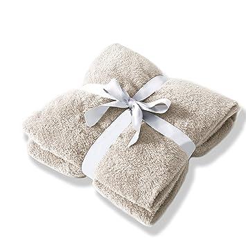 Manta de forro polar Papa Jones Ltd, para sofá o cama, suave, ligera y cálida, ...