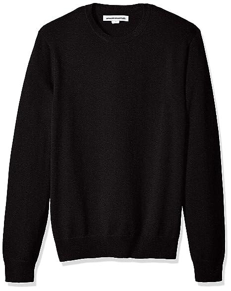 535a51d63fae Amazon.com  Amazon Essentials Men s Crewneck Sweater  Clothing