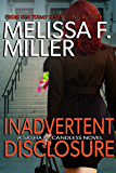 Inadvertent Disclosure (Sasha McCandless Legal Thriller Book 2)