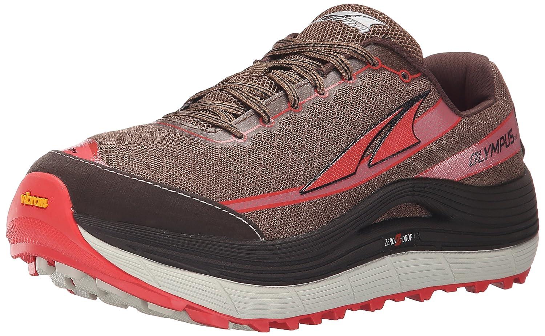 Altra Women's Olympus 2 Trail Running Shoe B013RNESGI 5.5 B(M) US|Shiitake/Sugar Coral