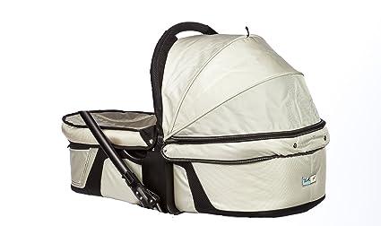 TFK Quickfix bañera para joggster y carritos de – Carbo Kiesel/Pebble – 2013