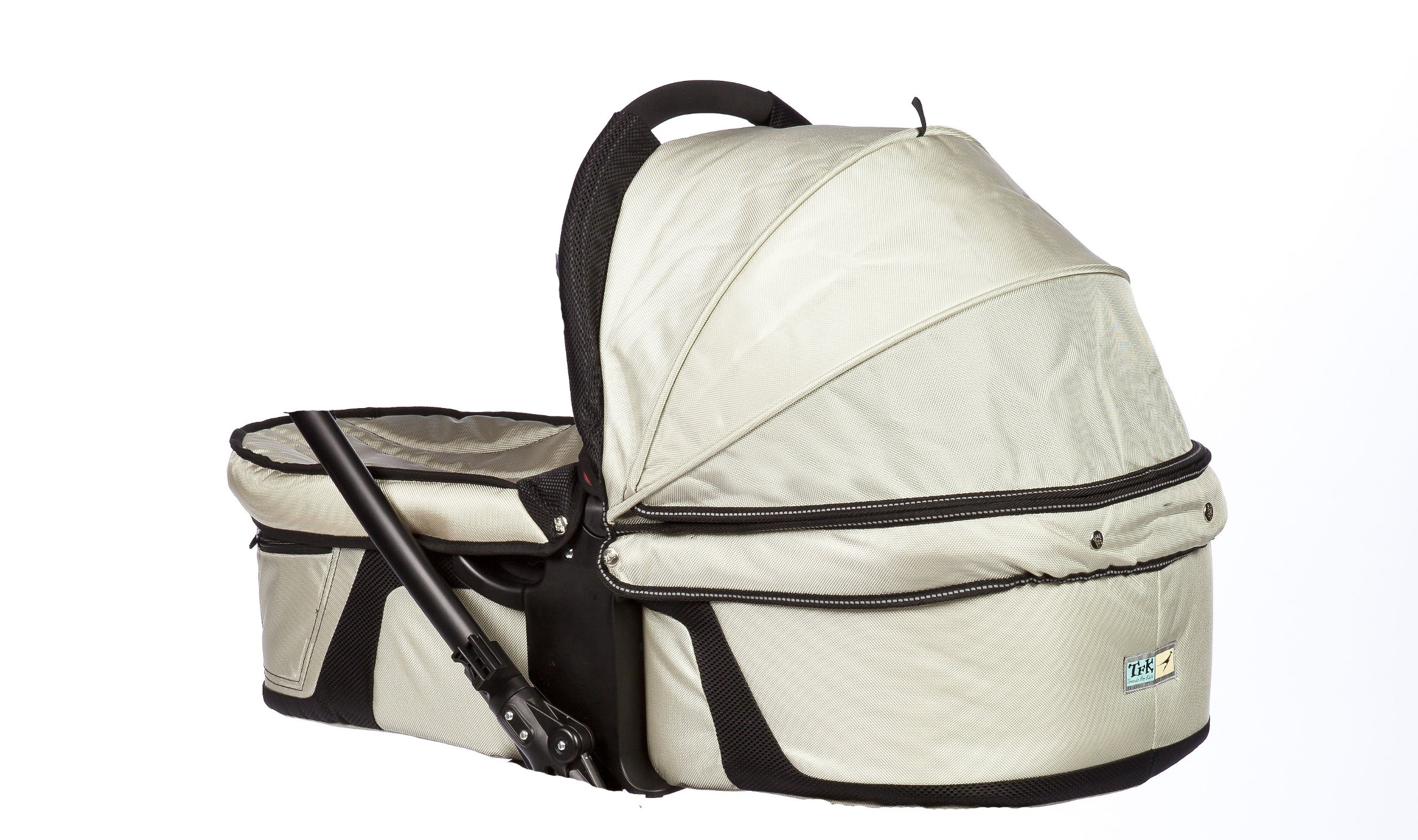 Trends For Kids Quick Fix Carrycot, Pebble