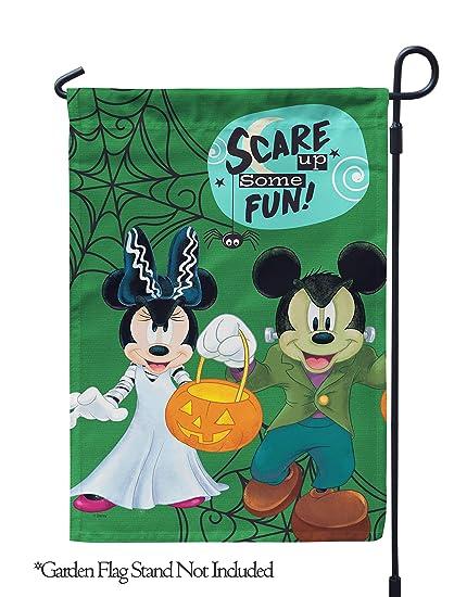 Amazon.com: Flagology.com, Disney Mickey Mouse & Minnie ...