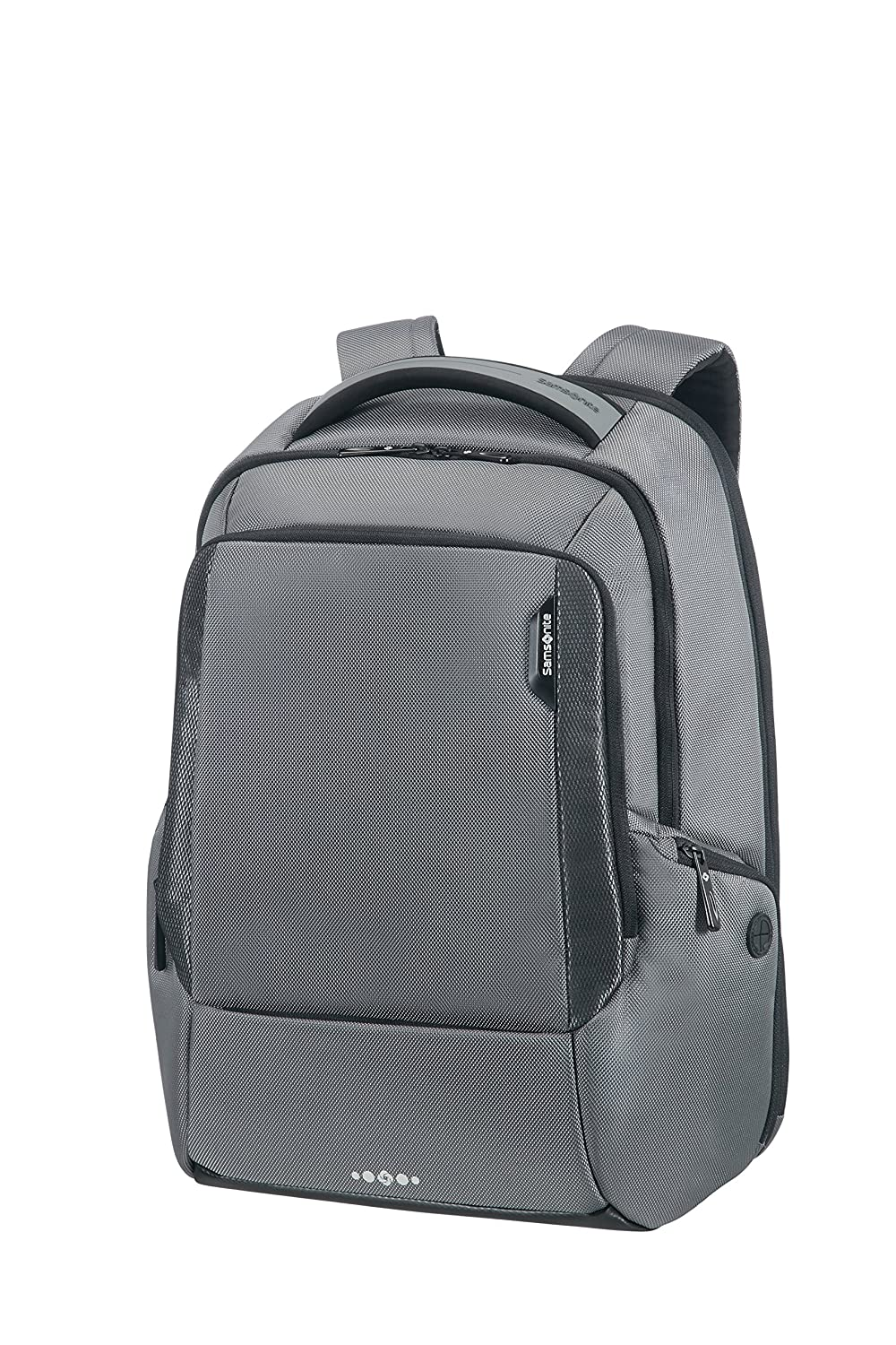 Samsonite Cityscape Tech LP Mochila Tipo Casual Expansible cm L Color Gris