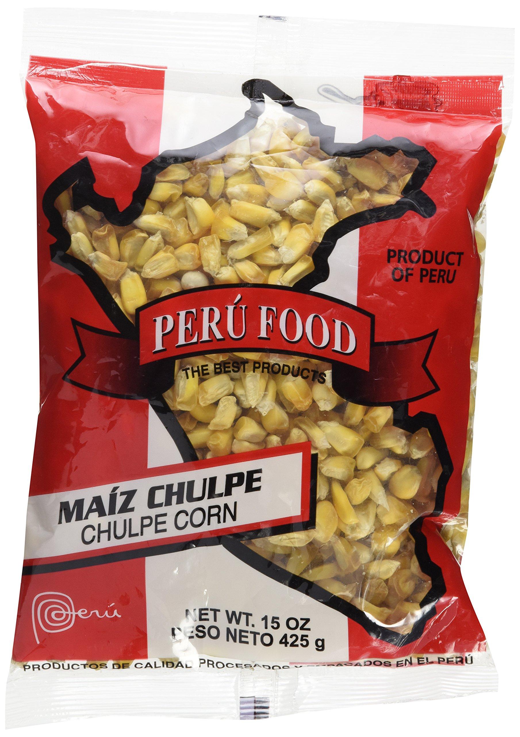 Peru Food Maiz Chulpe Chulpe Corn 15 Oz. by PERU FOOD
