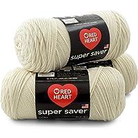 Super Saver 3-Pack Yarn, Aran