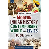 Modern Indian History, Contemporary World & Civics- X
