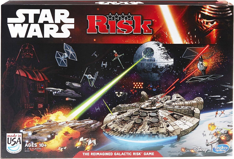 Risk Hasbro Edición Star Wars (versión en inglés): Amazon.es: Juguetes y juegos