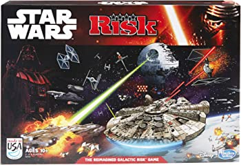 Risk: Star Wars Edition Game