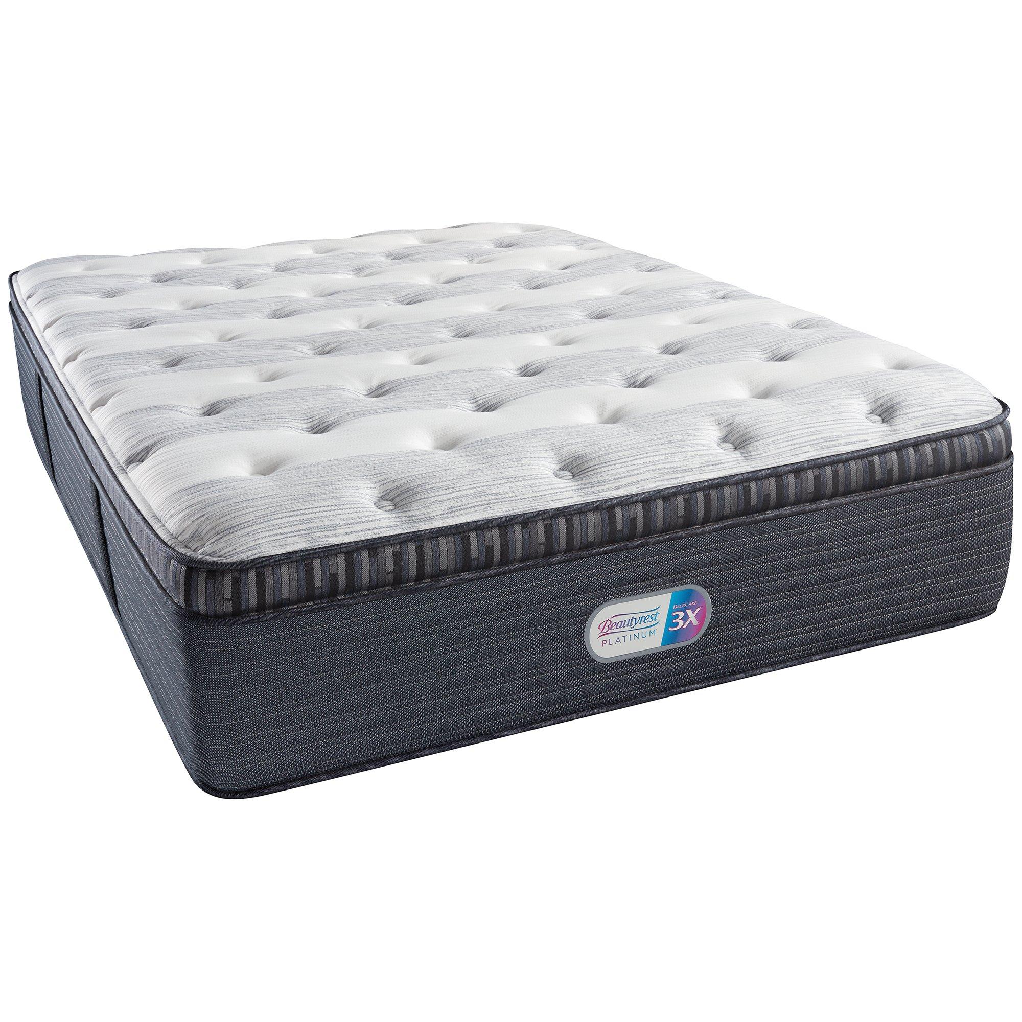 Beautyrest 16'' Haven Pines Firm Pillow Top Mattress, Queen by Beautyrest