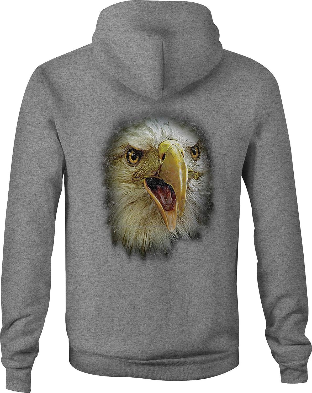 American Zip Up Hoodie American Eagle USA Hooded Sweatshirt for Men