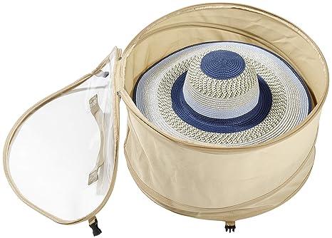 Amazon.com: Bolsa de almacenamiento para sombrero de TiURE ...