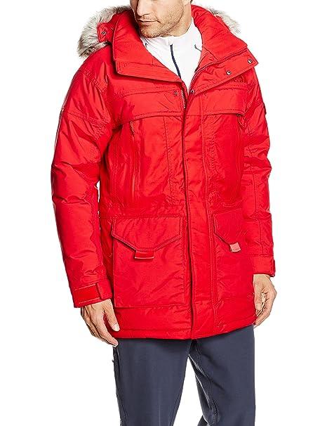 Robusta e impermeable, la parka para hombre McMurdo de The