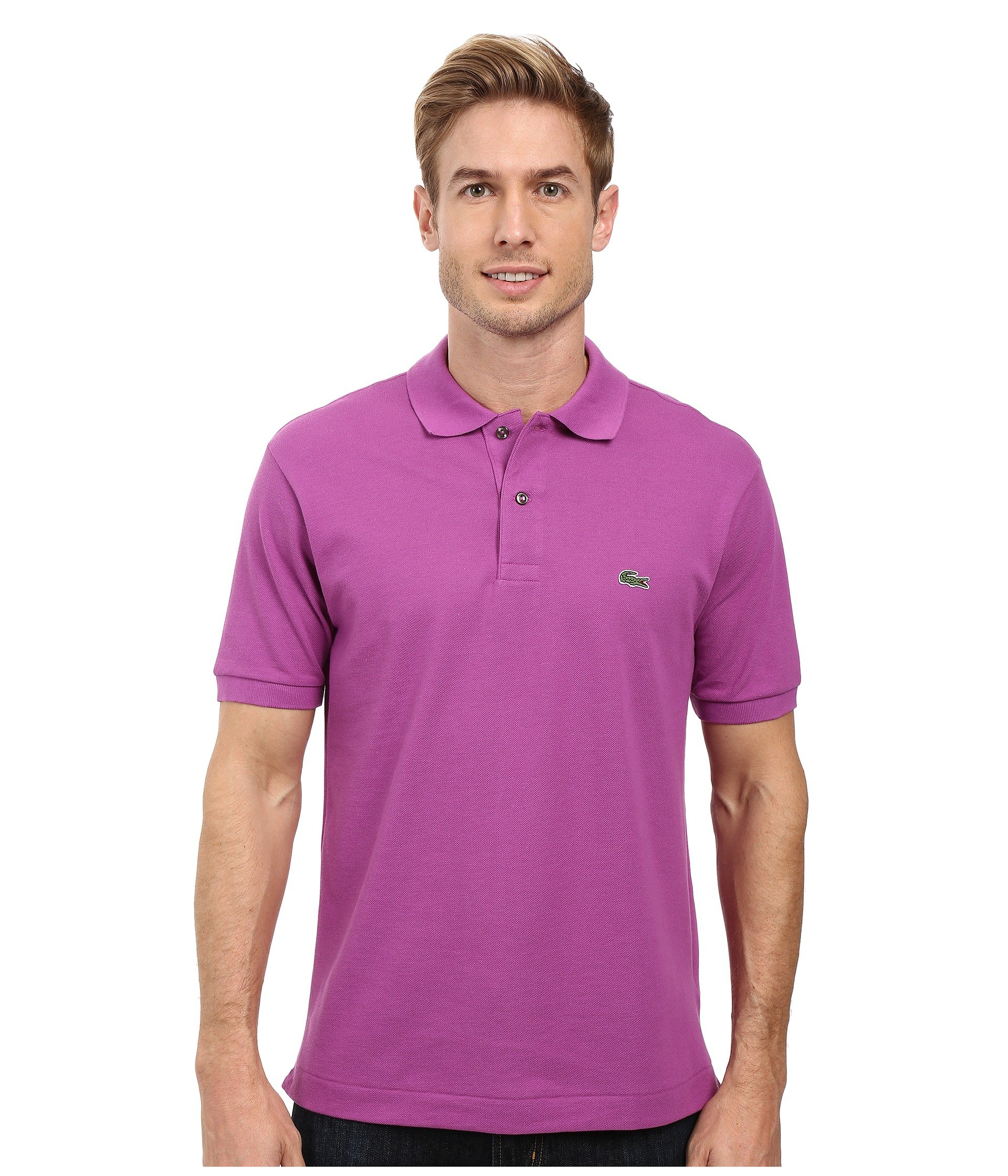 5ee514f1a74 Galleon - Lacoste Men's L1212 Classic Pique Polo Shirt Irresistible Polo  Shirt 2