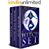 Witch Set: Ravenridge College, Books One-Three