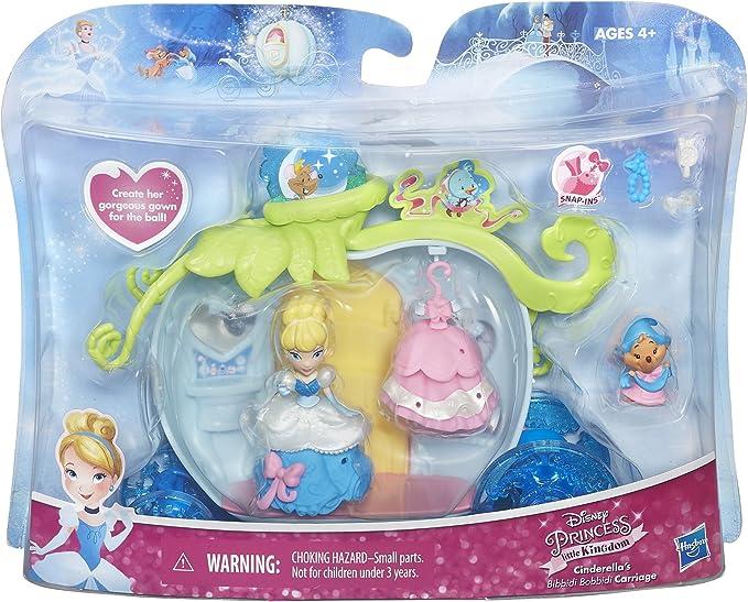 Cinderella/'s Bibbidi Bobbidi Carriage Playset Disney Princess Little Kingdom