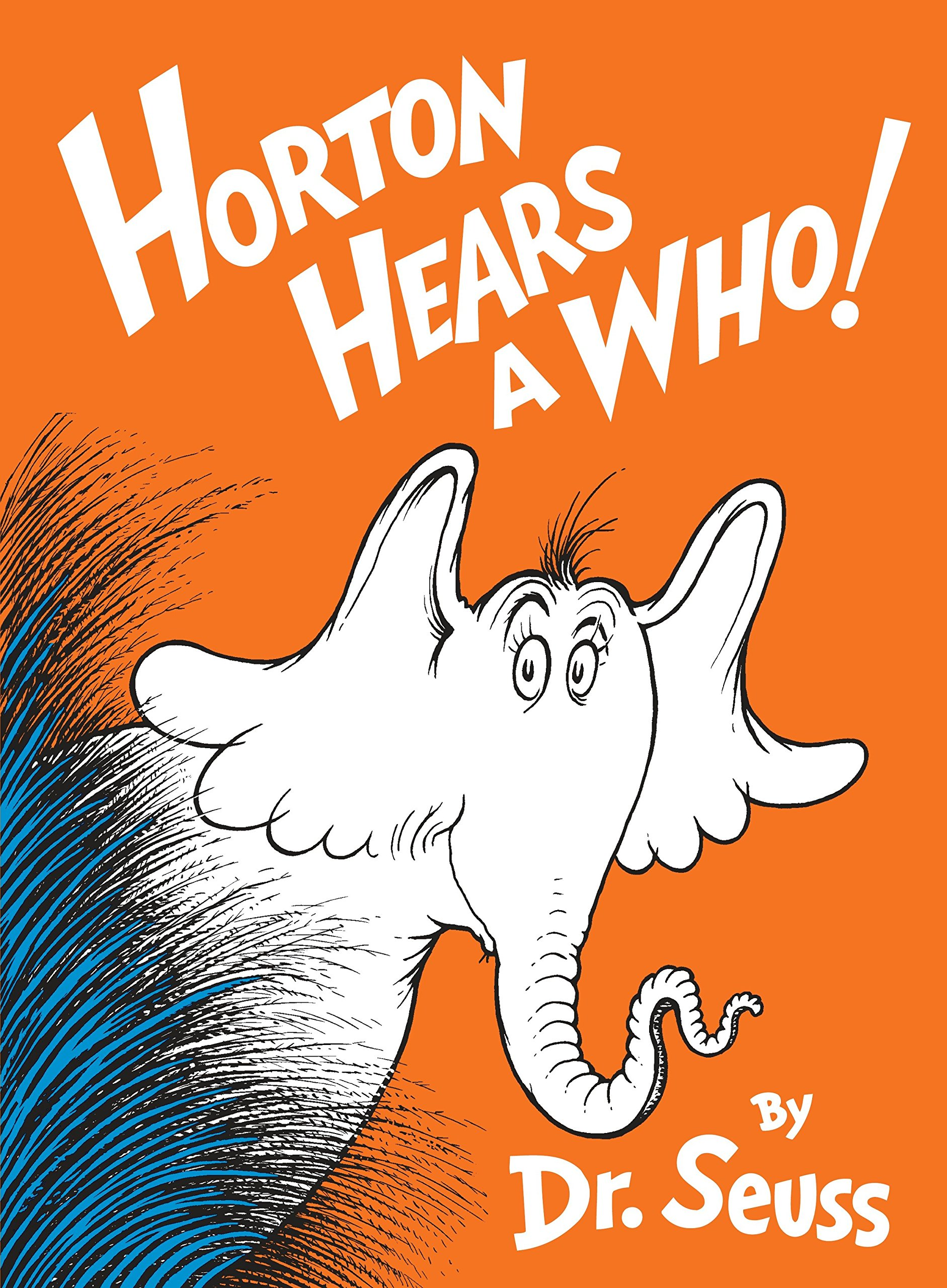 Horton Hears Who Dr Seuss product image