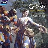 Gossec: 4 Symphonies