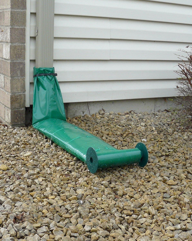 Rainguard 9309g Automatic Downspout Extension 9 Feet