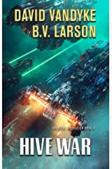 Hive War (Galactic Liberation Book 4) Kindle Edition