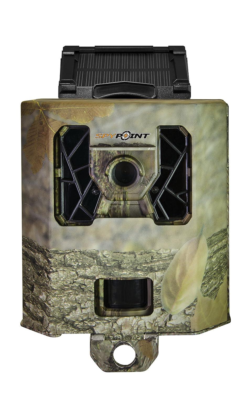 Spypoint Metallgehäuse SB-100 Kameras mit 42 LEDs (mit SOLAR ohne Antenne) Wildüberwachungskamerazubehör, Camo, S SPYP5 #SpyPoint 680155