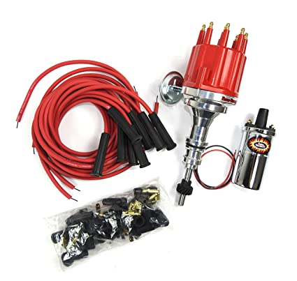 amazon com pertronix bundle007 ignition kit (includes ford sbFord Wiring Harness Kits Male Plugs #19