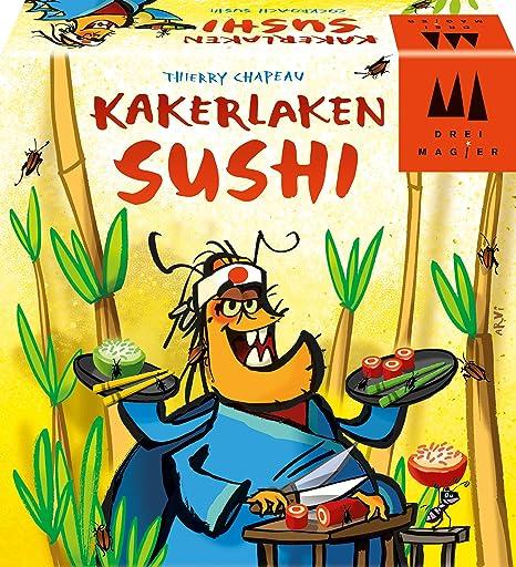 Schmidt Spiele 40885 Sushi - Juego de coleccionar cucarachas ...