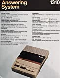 At&T Answering System 1310 Vintage (1986) Tape