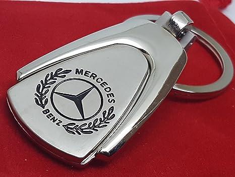 Llavero de metal de Mercedes Benz A, B, C, E, M de la clase ...