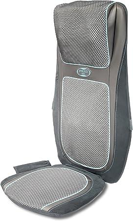 HoMedics SensaTouch BMSC-6000H-EU Massage-//Shiatsu-auflage mit Infrarotwärme