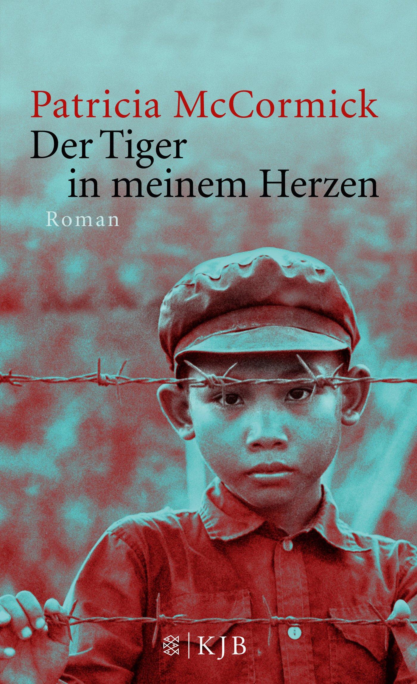 "Vaizdo rezultatas pagal užklausą ""Der Tiger in meinem Herzen von Patricia McCormick"""
