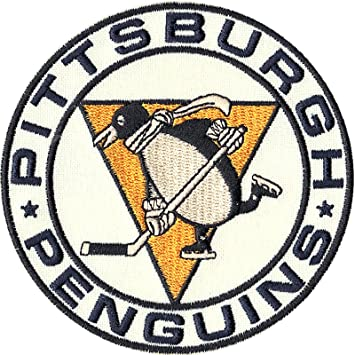 Pittsburgh Penguins Winter Classic Jersey Retro Logo Patch Amazon