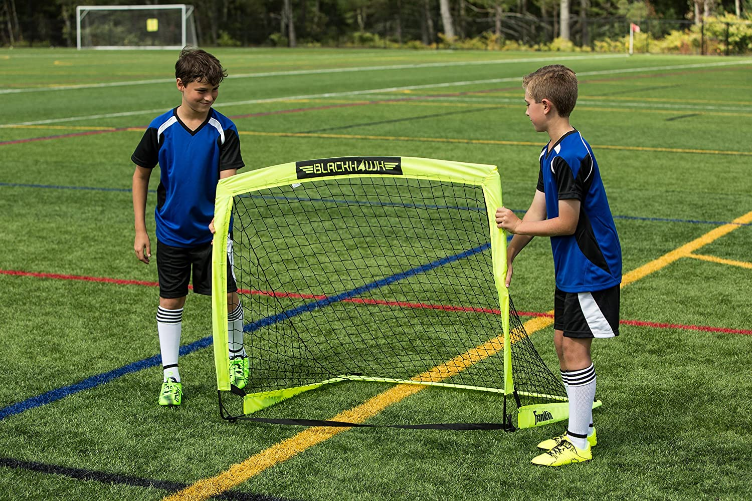 Franklin Portable Indoor Goals