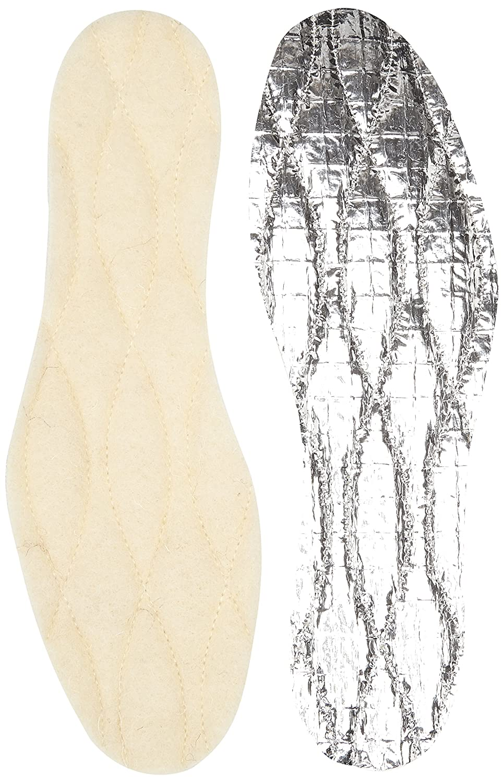 A.Mulard 616, Unisex-Erwachsene Komfort Einlegesohlen, Mehrfarbig - Mehrfarbig - vielfarbig - Größe: Salu616