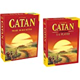Mayfair Games Catan 5th Edition with 5-6 Player Extension Game