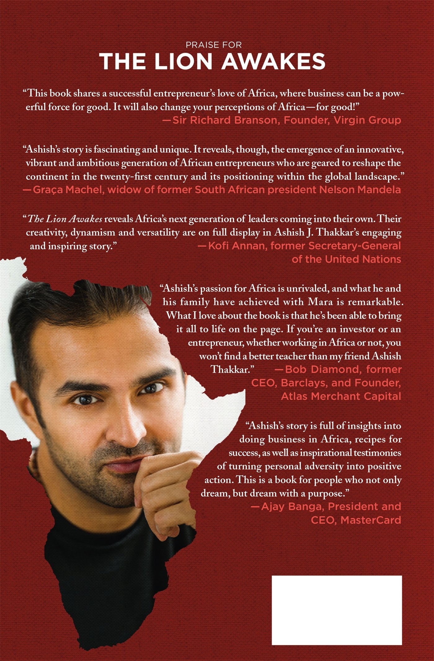 The Lion Awakes: Adventures In Africa's Economic Miracle: Ashish J  Thakkar: 9781137280145: Amazon: Books