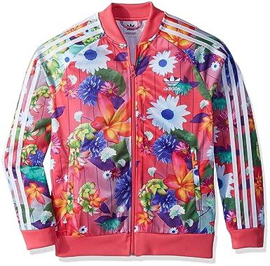 f709f925374 Amazon.com: adidas Originals Girls' Big Originals Graphic Superstar  Tracktop: Clothing