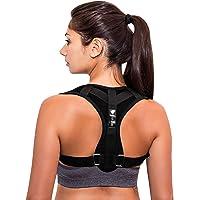 Gear Labs Geradehalter, Posture Corrector, Rückenkorrektur für einen Geraden Rücken, Unisex, Rückenstütze für Männer und Frauen, Rückentrainer