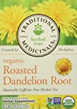 Organic Roasted Dandelion Root 16 Bags