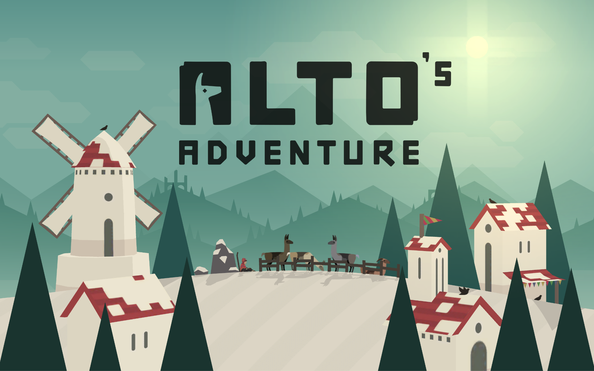 Alto's Adventure game for iPhone and iPad