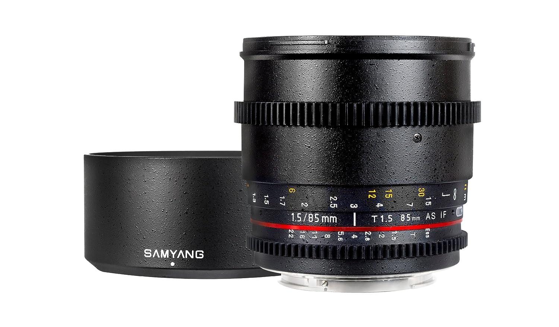 Samyang Cine sycv85 B00IVQ6VNK 4 m-mft 85 mm t1.5 mm Cine Aspherical Lens forマイクロフォーサーズ85 – 85 mm固定レンズfor Olympus/Panasonic Micro 4/ 3カメラ B00IVQ6VNK, 行方郡:3cf44723 --- ijpba.info