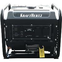 KRAFTHERTZ® 3300 Watt Inverter Stromerzeuger 1 Phase, USB Anschlüsse , Smart Ladestation (INVERTER 3300 WATT max.)
