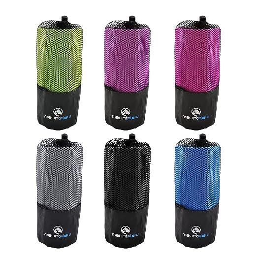 58 opinioni per Asciugamano in Microfibra – Asciugamani Asciugatura Rapida Per Nuoto e Piscina,